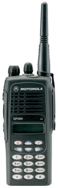 MOTOROLA-GP380