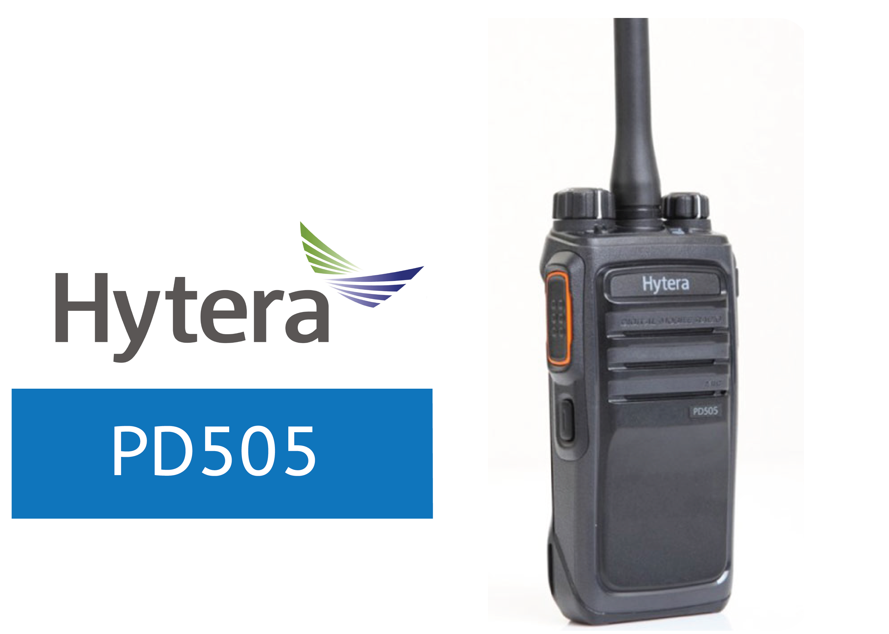 HYTERA-PD505-DIGITAL RADIO