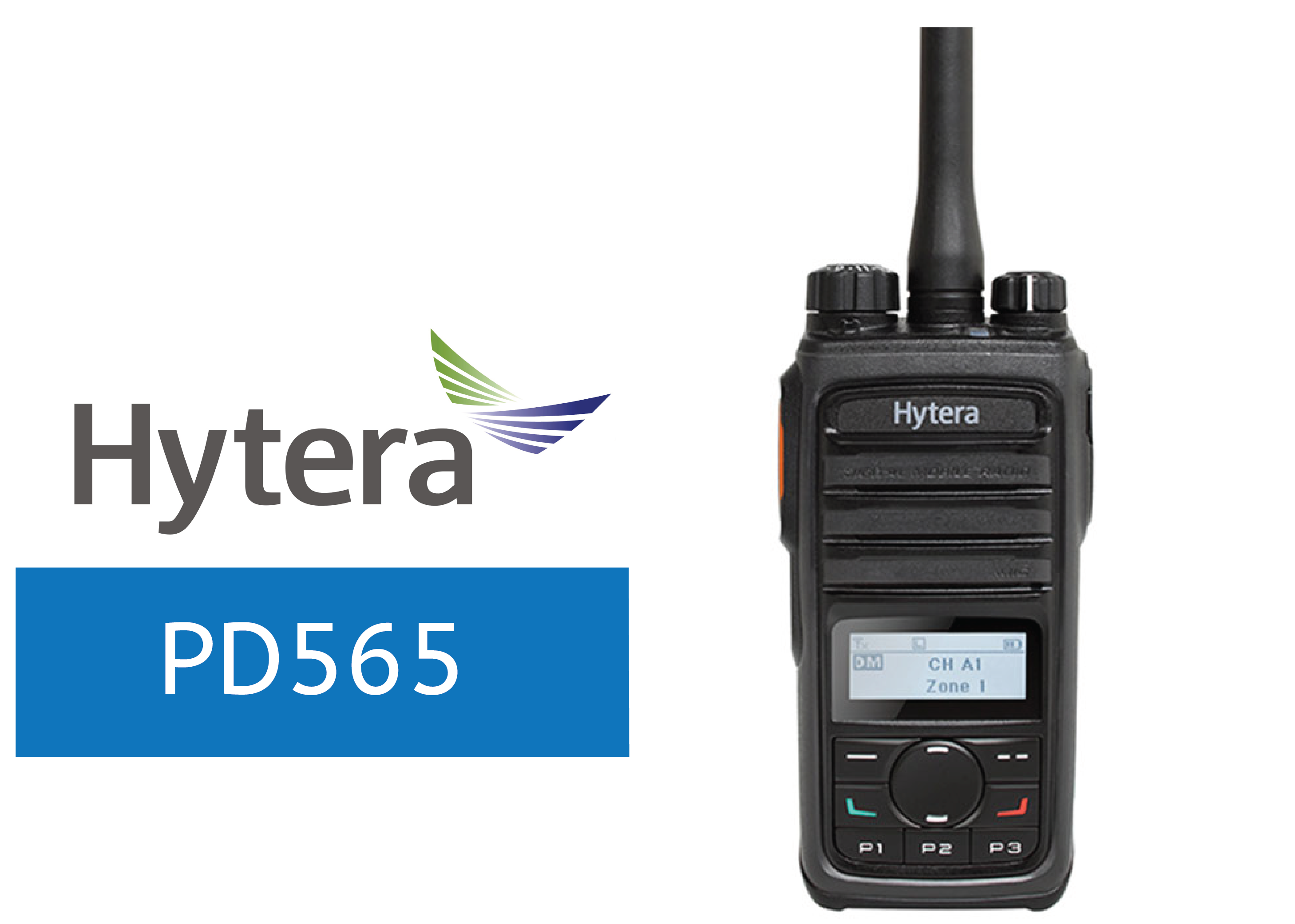 HYTERA-PD565-DIGITAL RADIO