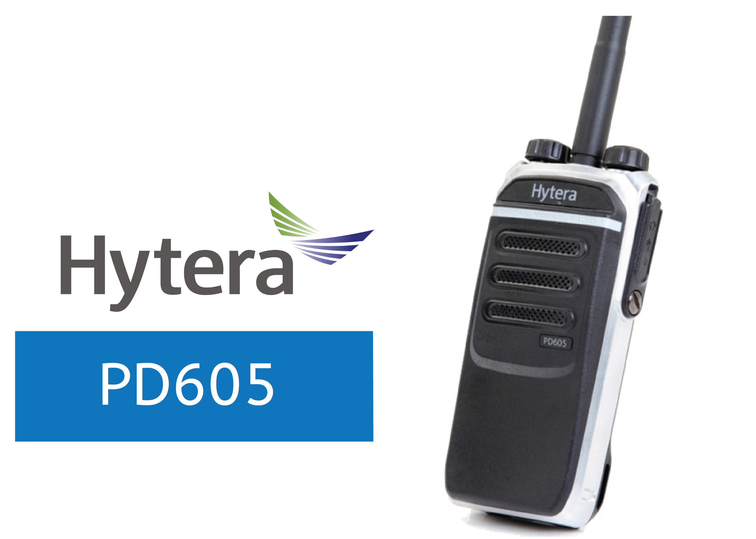 HYTERA-PD605-DIGITAL RADIO