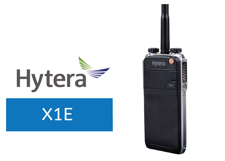HYTERA-X1E-DIGITAL RADIO