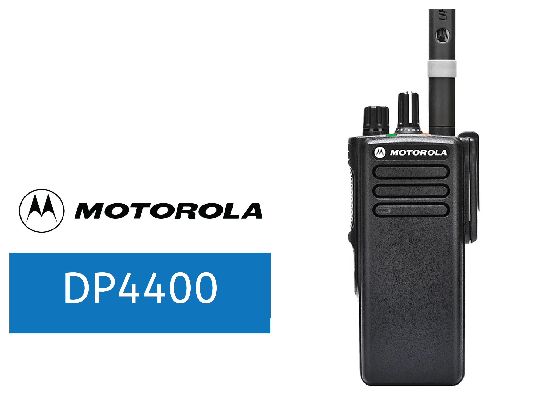 MOTOROLA-DP4400-DIGITAL RADIO