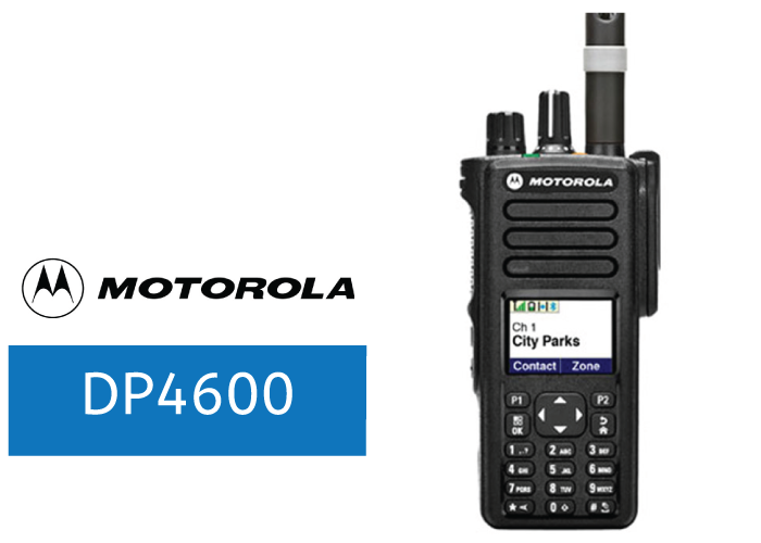 MOTOROLA-DP4600-DIGITAL-RADIO