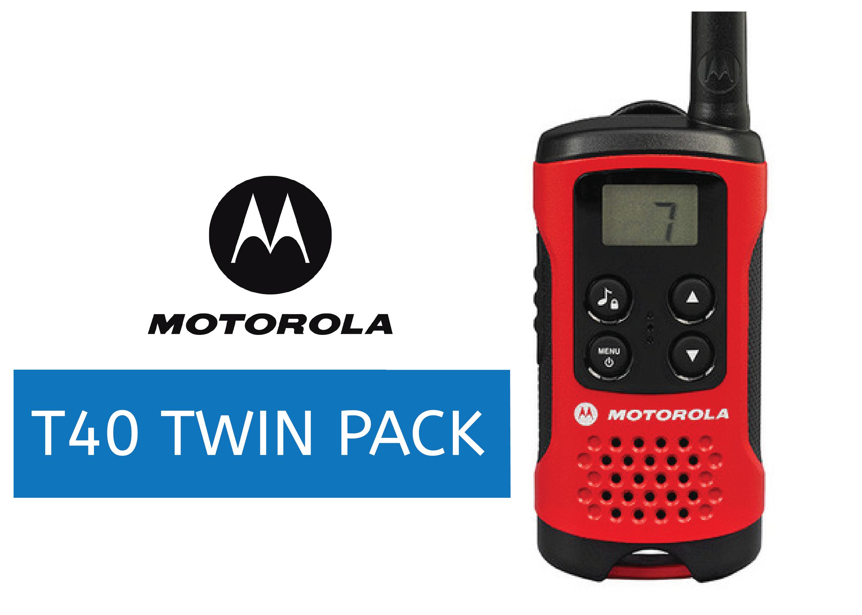 MOTOROLA-T40-LICENCE-FREE-RADIO