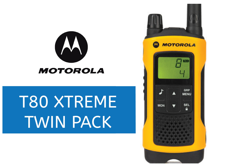 MOTOROLA-T80-XTREME-LICENCE-FREE-RADIO