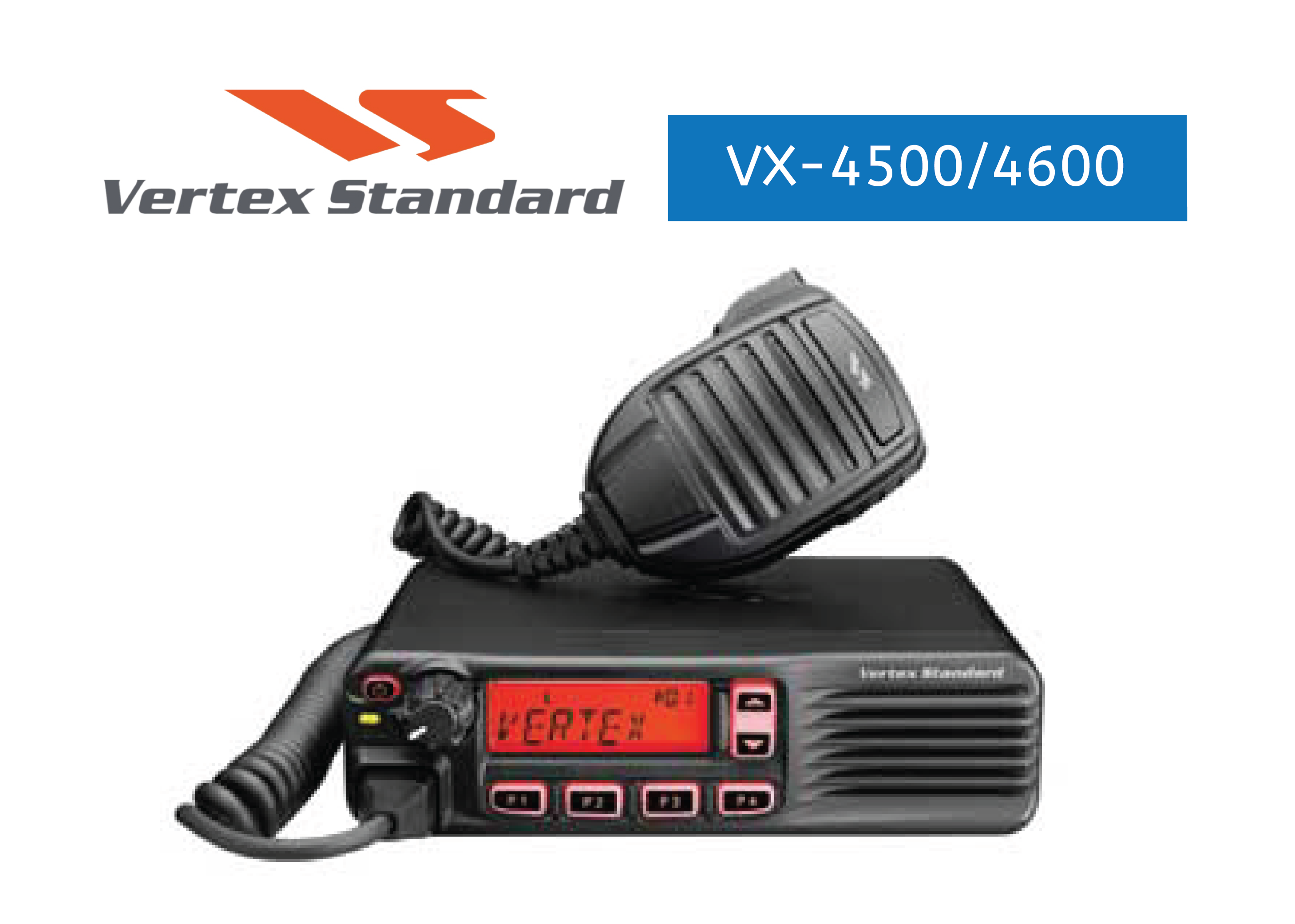 VERTEX-VX4500-IN-CAR-RADIO
