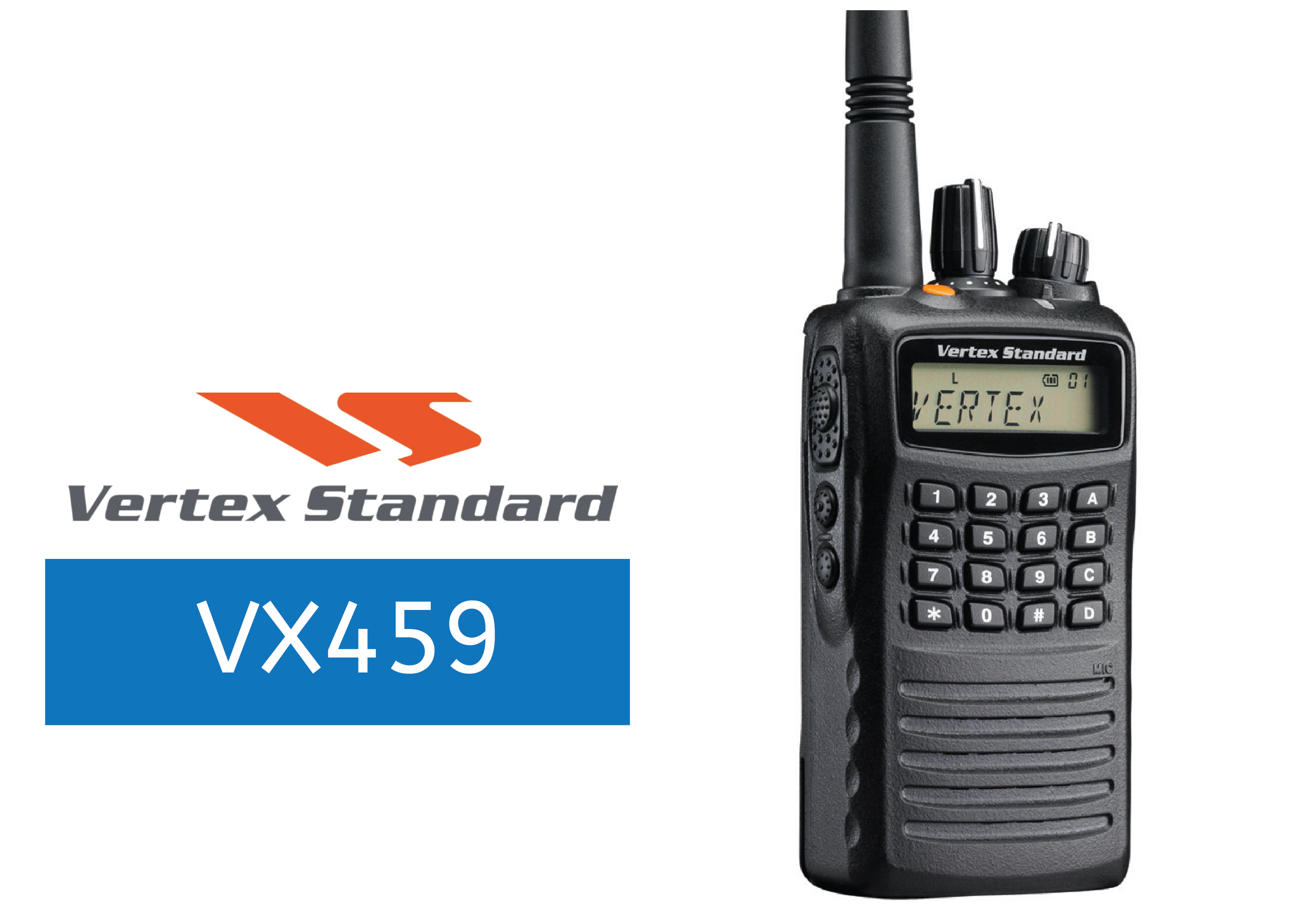 VERTEX-VX459-FULL-POWER-RADIO
