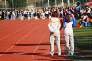 School Sport Event