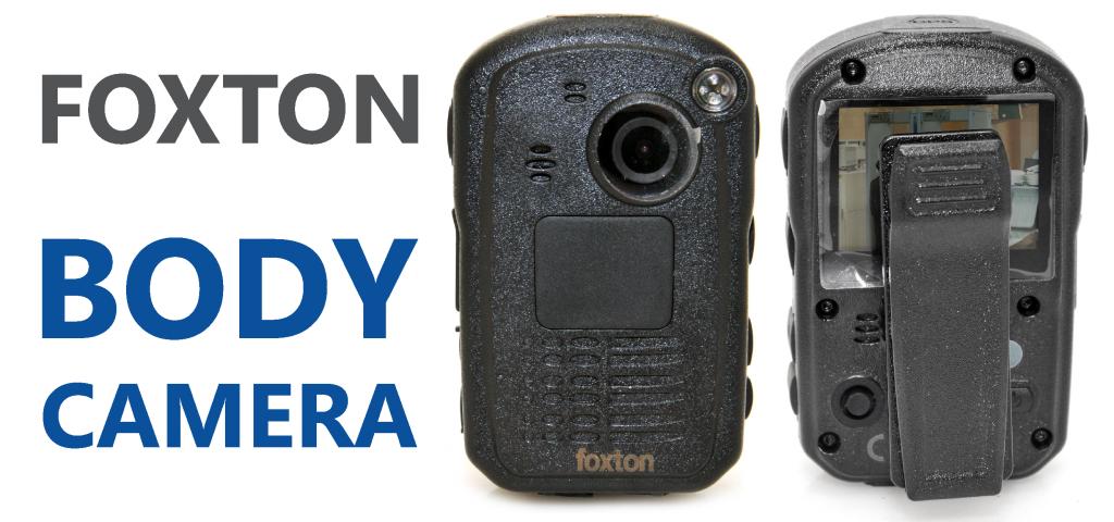 Foxton Body Camera